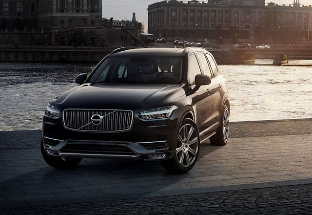 2019 Volvo XC90 - 2020, 2021 and 2022 New SUV Models