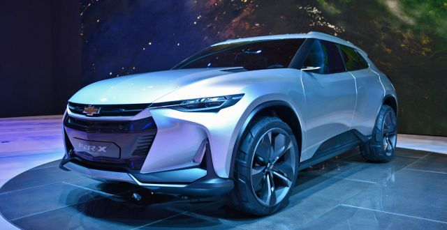 Chevrolet FNR-X Concept Review - 2019 and 2020 New SUV Models