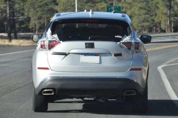 2019 Nissan Murano rear