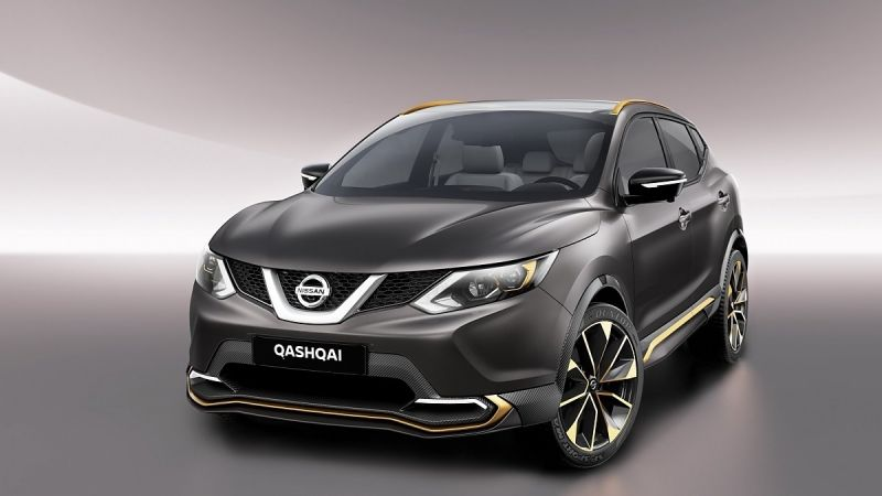 2019 nissan qashqai redesign specs tekna plus package. Black Bedroom Furniture Sets. Home Design Ideas