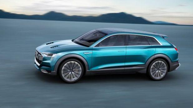 2019 Audi Q6 E-tron