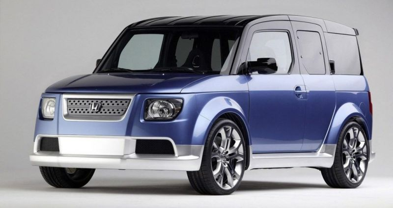 2019 Honda Element will be released next year - 2019 and ...