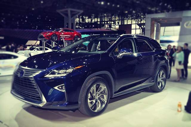 2019 Lexus RX 450h - 2019 and 2020 New SUV Models