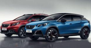2019 Peugeot 2008 front
