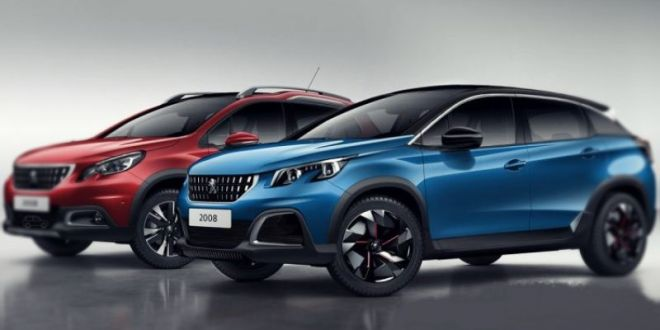 2019 Peugeot 2008 Redesign Interior And Exterior Changes