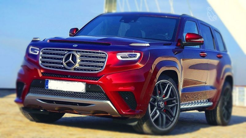 2021 Toyota 4Runner Redesign, TRD Pro, Limited, And Price >> 2020 Mercedes GLG is the new weapon from Germany automaker ...