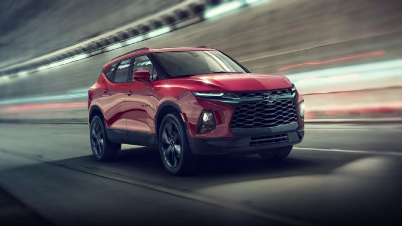 chevrolet blazer release date price engine     suv models