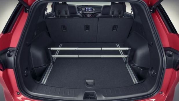 2019 Chevrolet Blazer trunk
