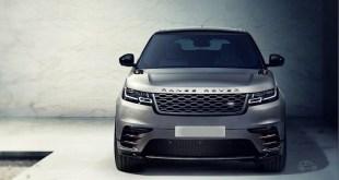 2019 Range Rover Velar front
