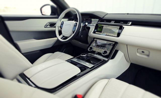 2019 Range Rover Velar interior - 2019 and 2020 New SUV Models