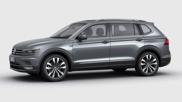 2018 VW Tiguan Allspace 7-Seat SUV - 2019 and 2020 New SUV ...