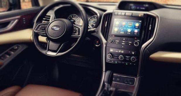 2019 Subaru Tribeca interior look
