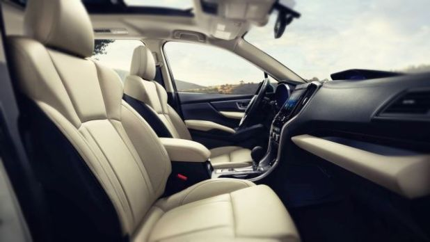 2019 Subaru Tribeca interior