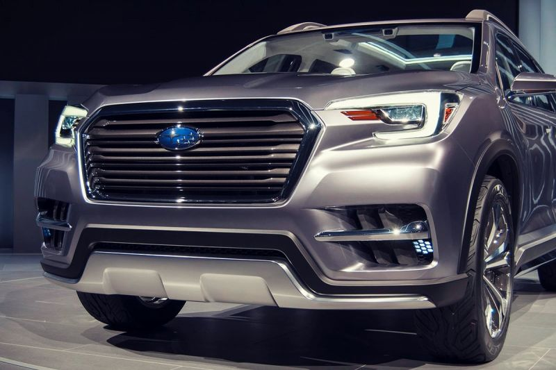 2019 subaru tribeca will be replaced with ascent model