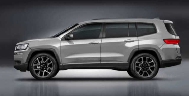 2019 Mercedes-Benz GLE: Changes, Redesign, Price >> 2020 Jeep Grand Cherokee side view - 2019 and 2020 New SUV ...