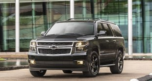 2020 Chevrolet Suburban review