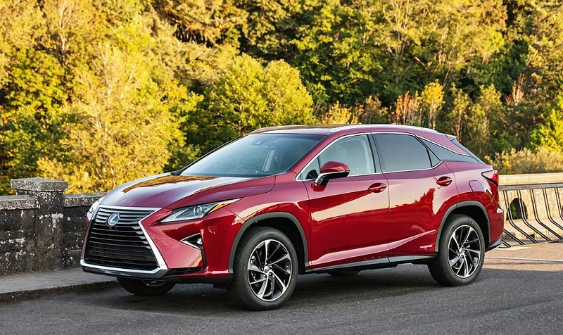 Lexus Rx 7 Seater Release Date >> 2020 Lexus RX 350 specs - 2019 and 2020 New SUV Models