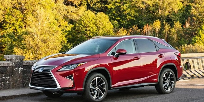 2020 Lexus RX 350 Redesign, Changes - 2019 and 2020 New ...