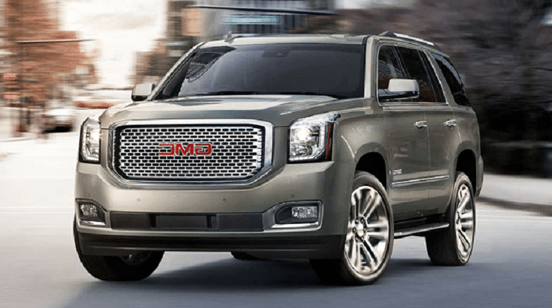 2020 Gmc Yukon Denali Slt Pictures 2019 And 2020 New Suv Models