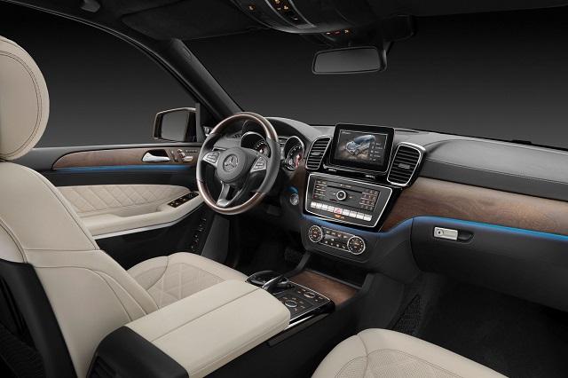 2020 Mercedes Benz GLS interior - 2019 and 2020 New SUV Models