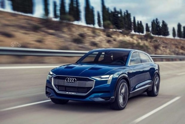 2020 Audi Q6 front view
