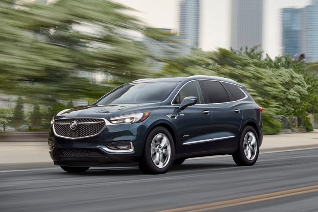 2020 Buick Enclave specs - 2019 and 2020 New SUV Models