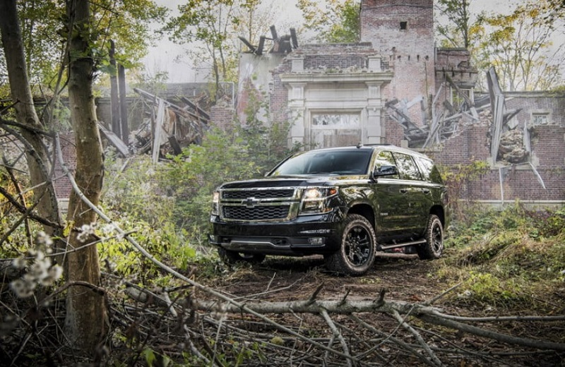 2020 chevy tahoe  release date  specs and spy shots
