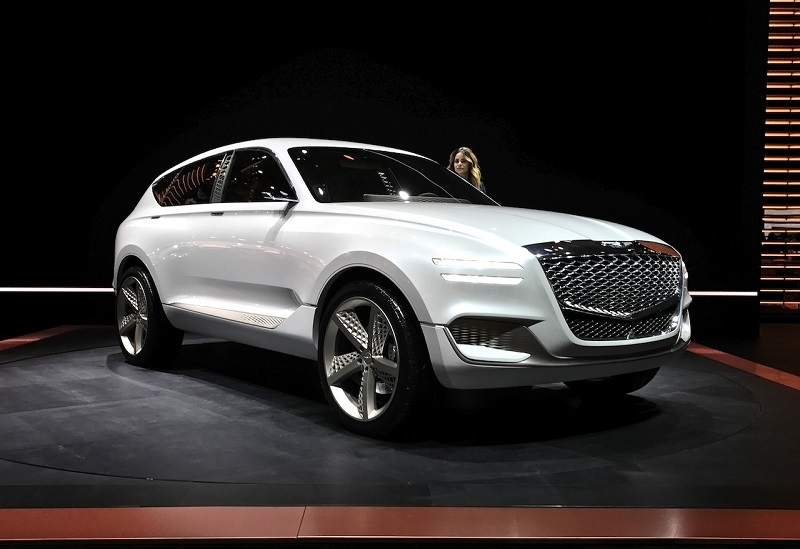 2020 Genesis GV80 SUV News: Release Date and Price - 2019 ...