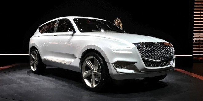 2020 Genesis GV80 SUV News: Release Date and Price - 2019 and 2020 New SUV Models