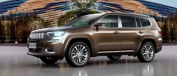 2020 Jeep Wagoneer Redesign, Price - 2019 and 2020 New SUV ...