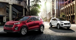 2020 Kia Sportage review
