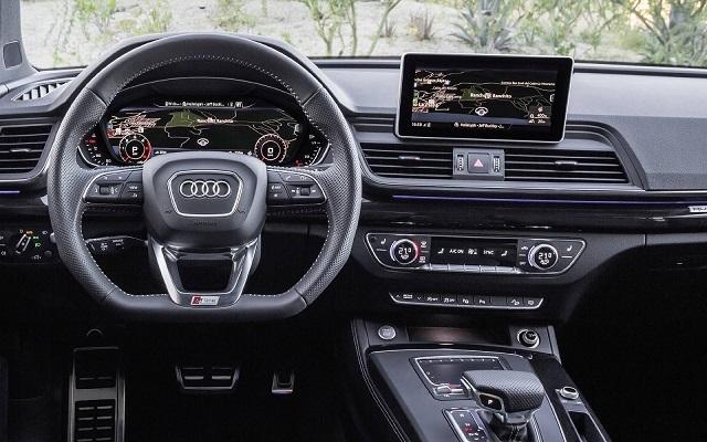 2020 Audi Q5 Interior 2019 And 2020 New Suv Models
