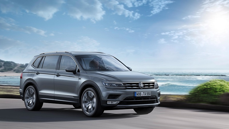 Best Year 4runner >> 2020 VW Tiguan Allspace, Changes - 2019 and 2020 New SUV ...