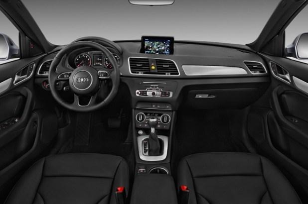 2020 Audi Q3 Hybrid interior