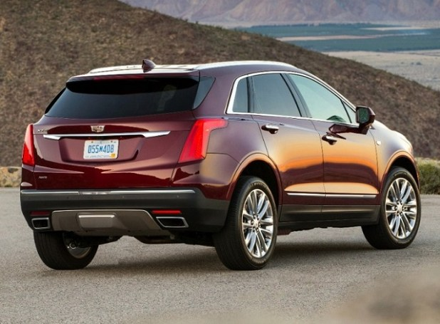 2020 Cadillac XT5 Release date, Spy shots - 2019 and 2020 ...