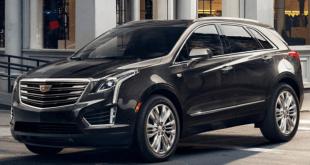 2020 Cadillac XT5 specs