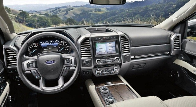 2020 Ford Expedition interior - 2019 and 2020 New SUV Models
