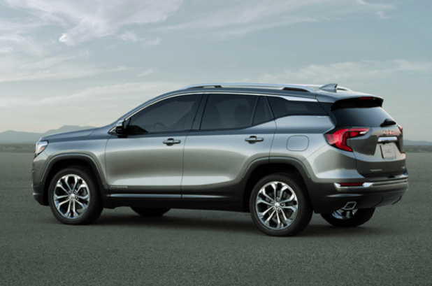 2020 GMC Terrain Denali, Changes - 2019 and 2020 New SUV ...