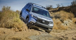 2020 Honda Passport specs