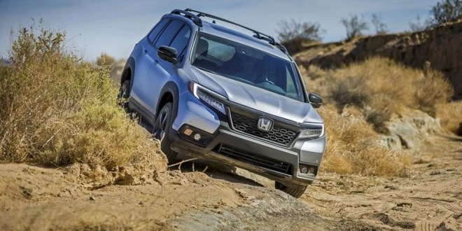 2020 Honda Passport Interior, MSRP, Specs - 2019 and 2020 New SUV Models