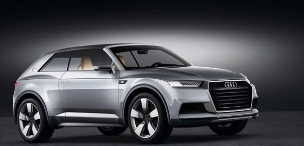2020 Audi Q9 side view