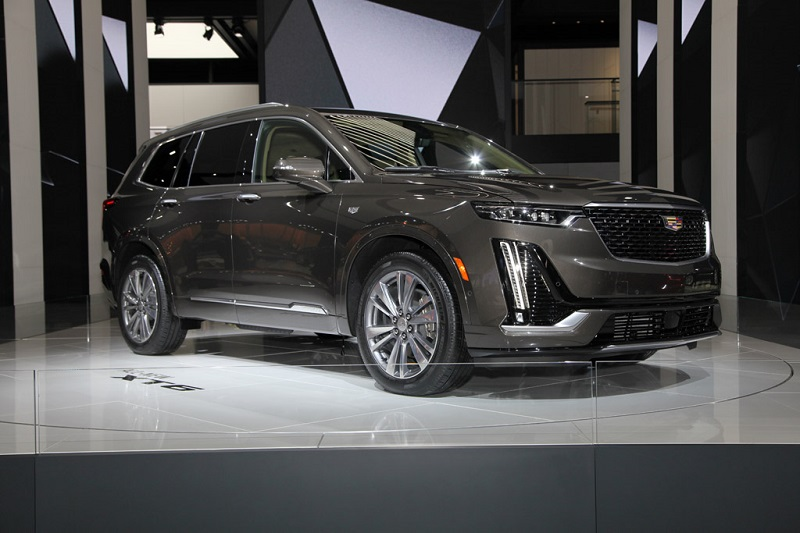 2020 Cadillac Xt6 Price Interior Sport 2019 And 2020