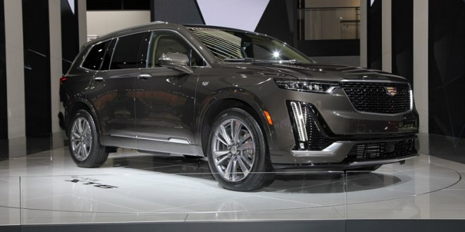 Lexus 7 Seater Suv >> 2020 Cadillac XT6 Price, Interior, Sport - 2019 and 2020 ...