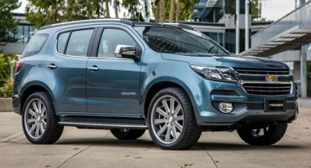 2020 Chevrolet Trailblazer SS, Review, Release date - 2019 ...