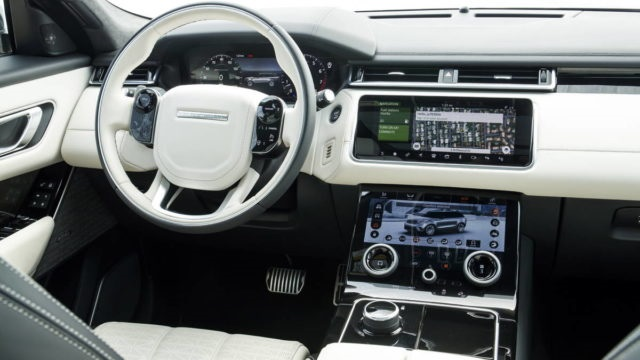 2020 Land Rover Discovery interior - 2019 and 2020 New SUV Models
