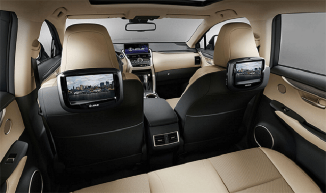 2020 Lexus NX300 interior - 2020, 2021 and 2022 New SUV Models