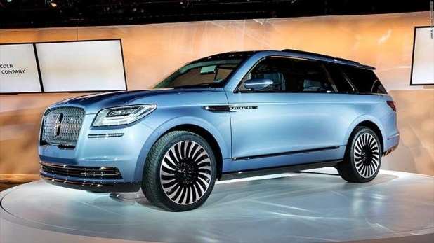 2020 Lincoln Navigator Hybrid review