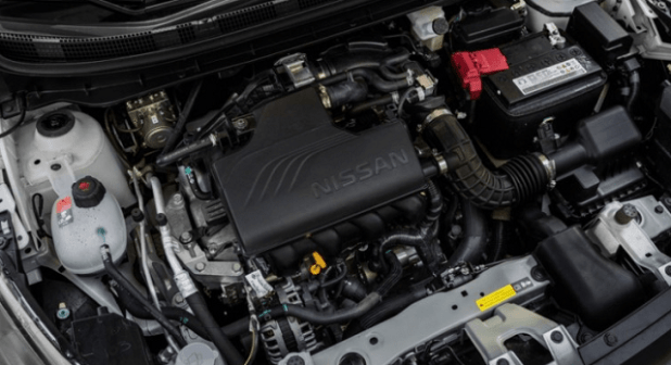 2020 Nissan Kicks engine