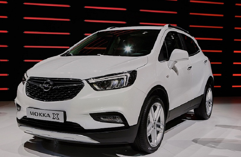 2020 opel mokka x front view - 2019 and 2020 new suv models