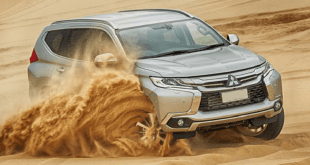 2020 Mitsubishi Montero review